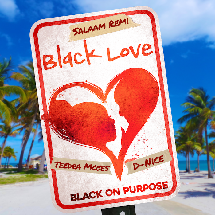 "Teedra Moses, Salaam Remi & D-Nice Come Together for New Song ""Black Love"""