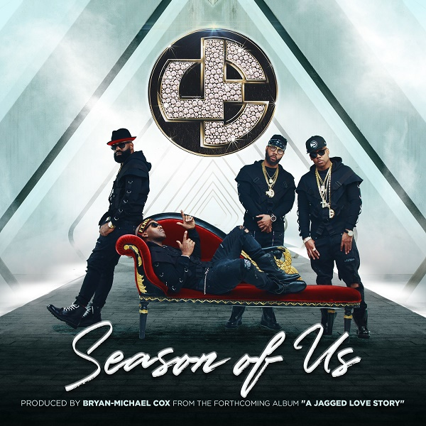 "Jagged Edge Links Up With Bryan-Michael Cox For Beautiful Ballad ""Season Of Us"""