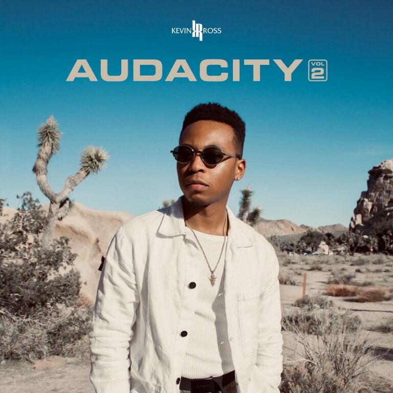 "Kevin Ross Releases New EP ""Audacity, Vol. 2"""