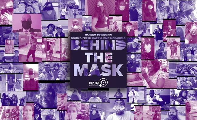 "Raheem DeVaughn, Doug E. Fresh & DMC Release ""Behind the Mask"" PSA Song"