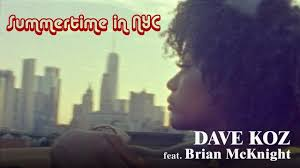 """Brian McKnight Joins Dave Koz on New Song """"Summertime in New York City"""""""
