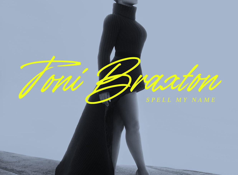 Toni Braxton Spell My Name Album Cover