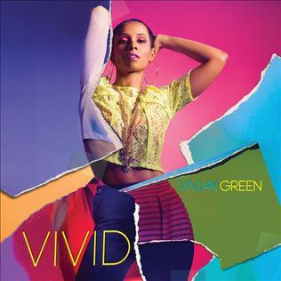 Vivian Green Vivid Album Cover