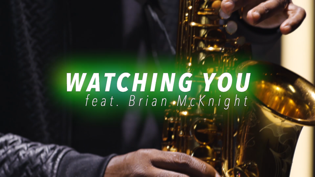 """Mike Phillips & Brian McKnight Come Together for New Song """"Watching You"""""""