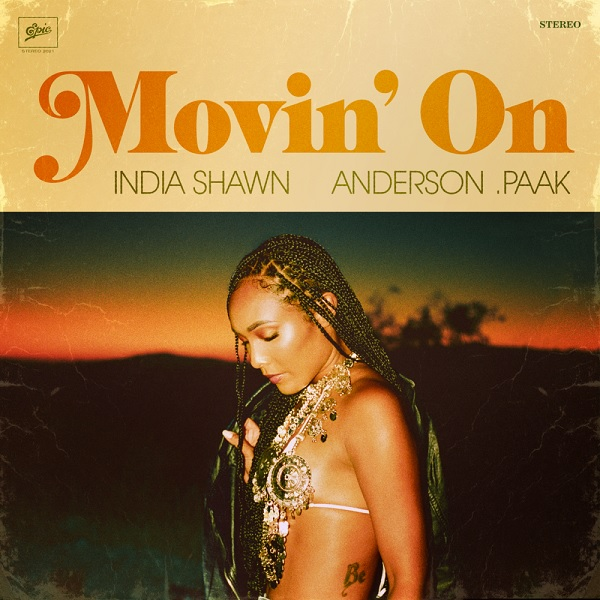 New Music: India Shawn - (Featuring Anderson .Paak)