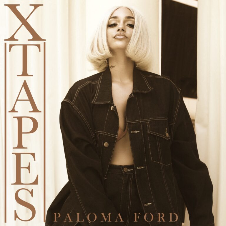 New Music: Paloma Ford - X Tapes (EP)