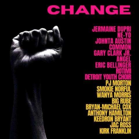 """Jermaine Dupri, Ne-Yo, Johnta Austin, Bryan-Michael Cox & More Release Powerful Song """"Change"""""""