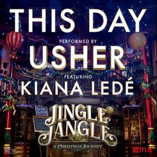 New Music: Usher & Kiana Lede - This Day
