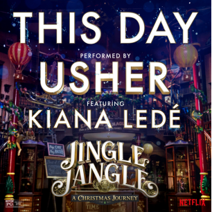 New Music: Usher & Kiana Lede - This Day