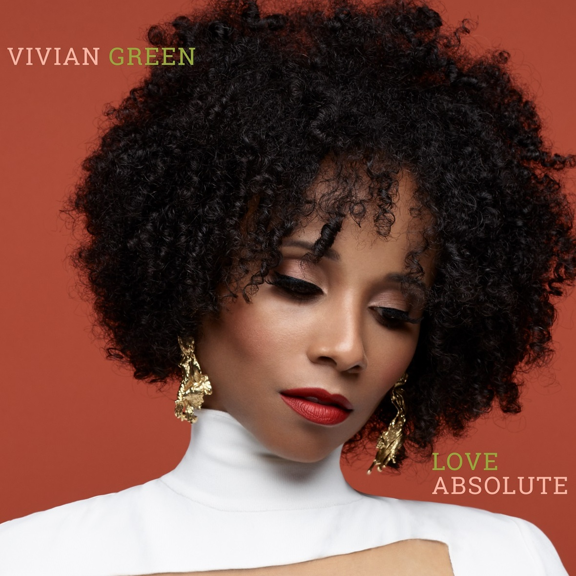 "Vivian Green Releases New Album ""Love Absolute"""