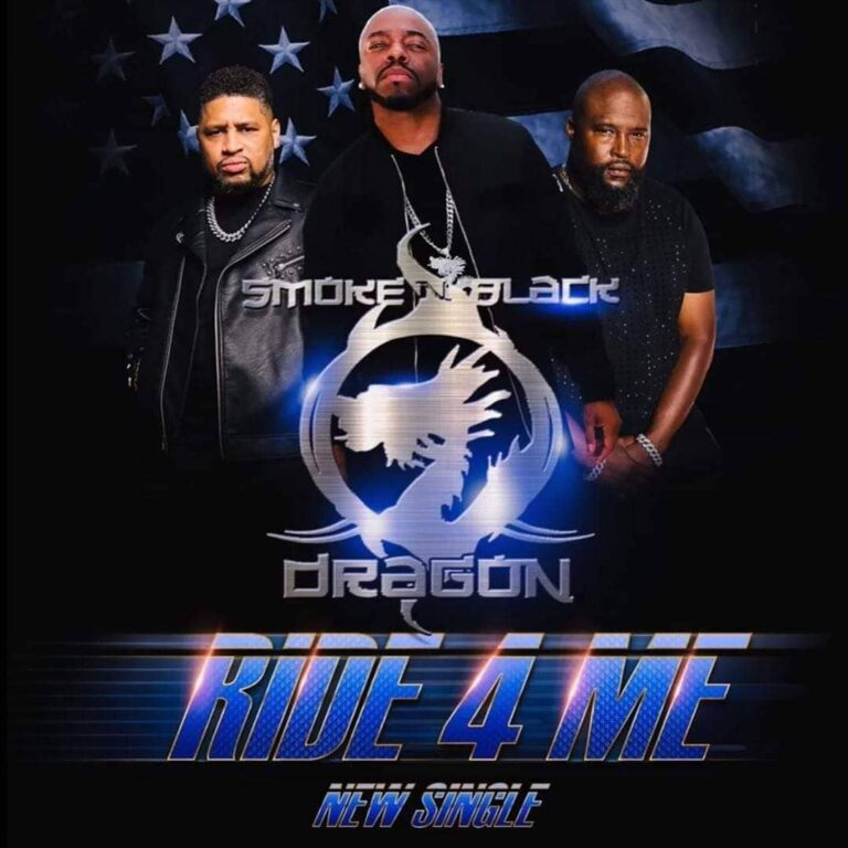 Sisqo, Smokey & Black from Dru Hill Form New Group Smoke N Black Dragon