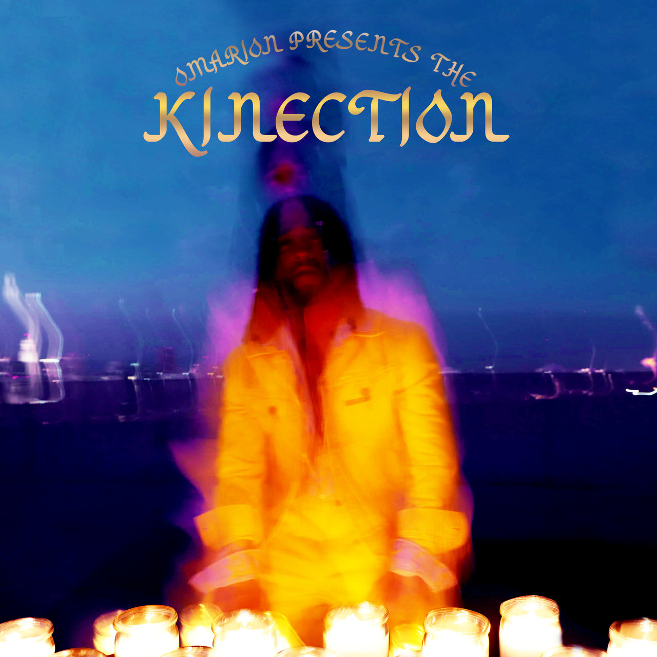 "Omarion Releases New Album ""The Kinection"" (Album Stream)"