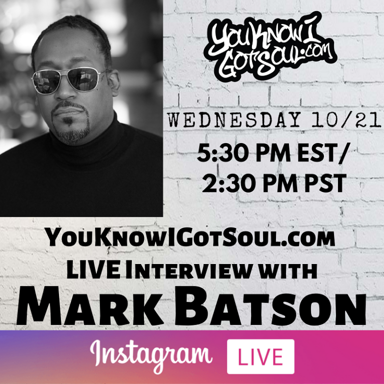 """Mark Batson Talks Work With Dr Dre, Alicia Keys, Anthony Hamilton, """"I Want To See You Shining"""" Album (Exclusive Interview)"""