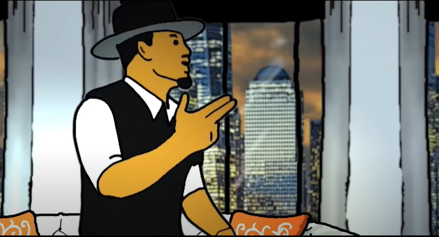 """Avant Shares Animated Video for Latest Single """"Can We Fall in Love"""""""