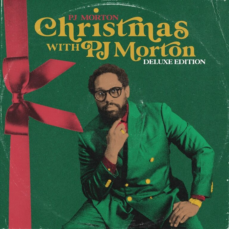 """PJ Morton Releases Deluxe Edition of his Holiday Album """"Christmas with PJ Morton"""""""