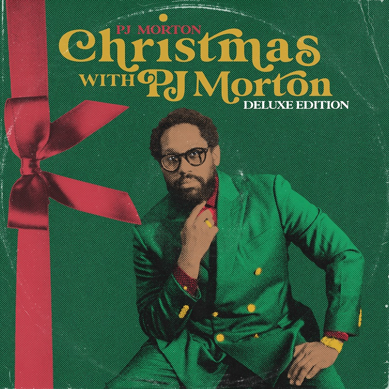 "PJ Morton Releases Deluxe Edition of his Holiday Album ""Christmas with PJ Morton"""