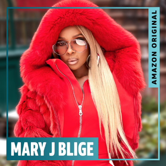 "Mary J. Blige Covers Wham!'s ""Last Christmas"""