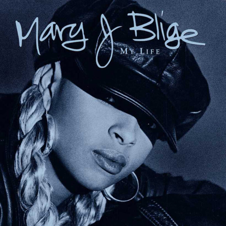 Mary J Blige My LIfe Album Cover