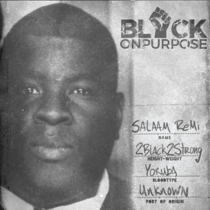 "Legendary Producer Salaam Remi Releases New Album ""Black on Purpose"""