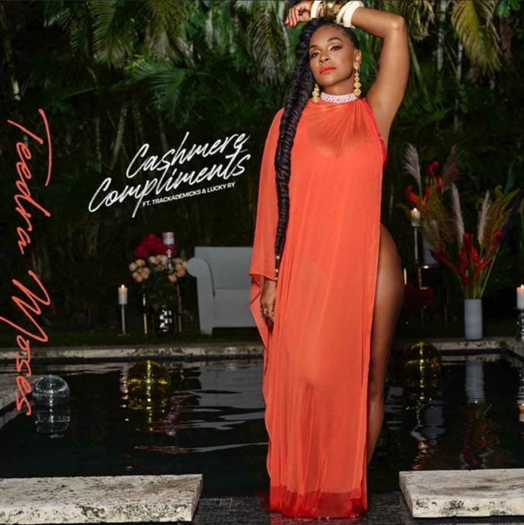 Teedra Moses Cashmere Compliments