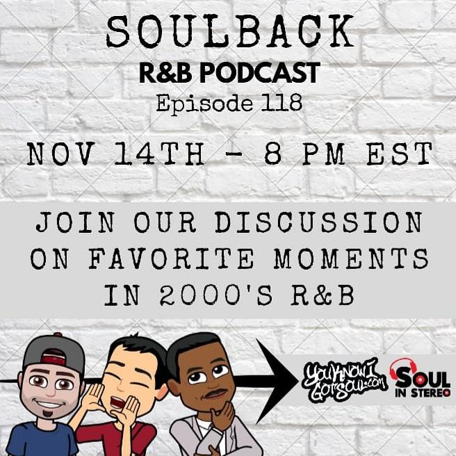 soulback podcast episode 118