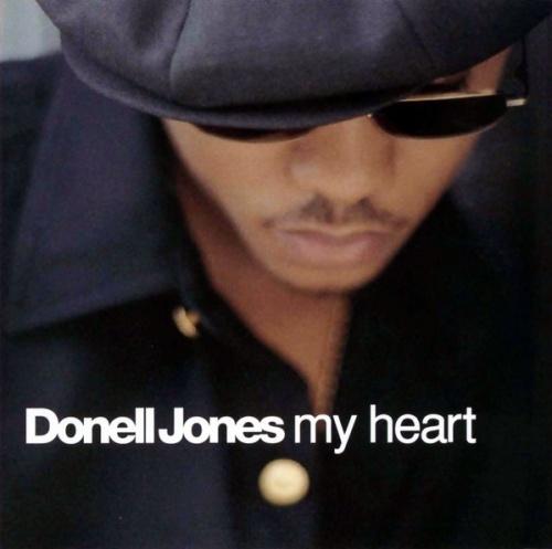 Donell Jones My Heart Album Cover