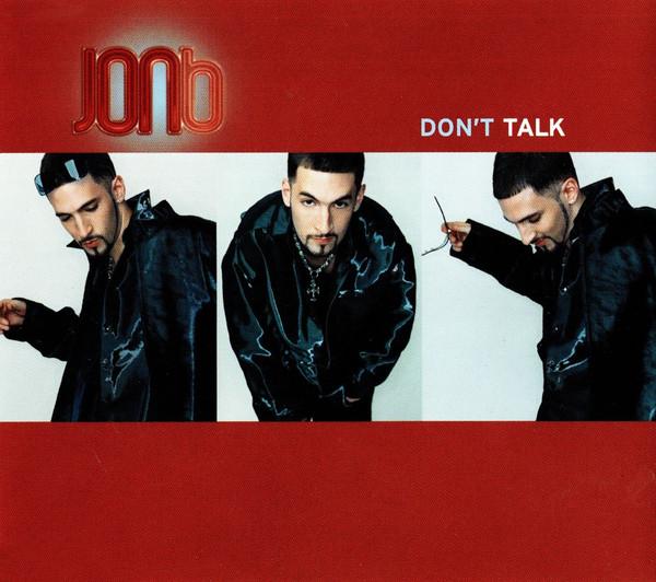 Jon B Don't Talk