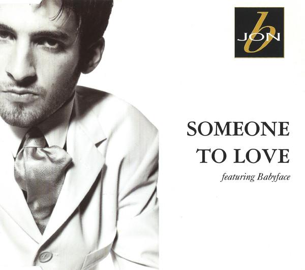 Jon B Someone to Love