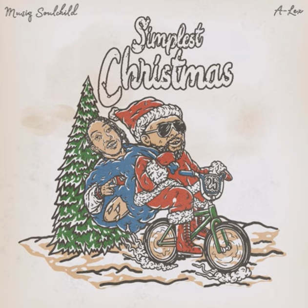New Music: Musiq Soulchild & A-Lex - Simplest Christmas