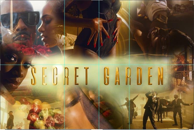 New Video: Omar Wilson, Sisqo, Raheem DeVaughn & Shawn Stockman - Secret Garden (Premiere)