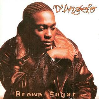 D'Angelo Brown Sugar Album Cover