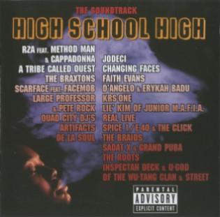 High School High Soundtrack