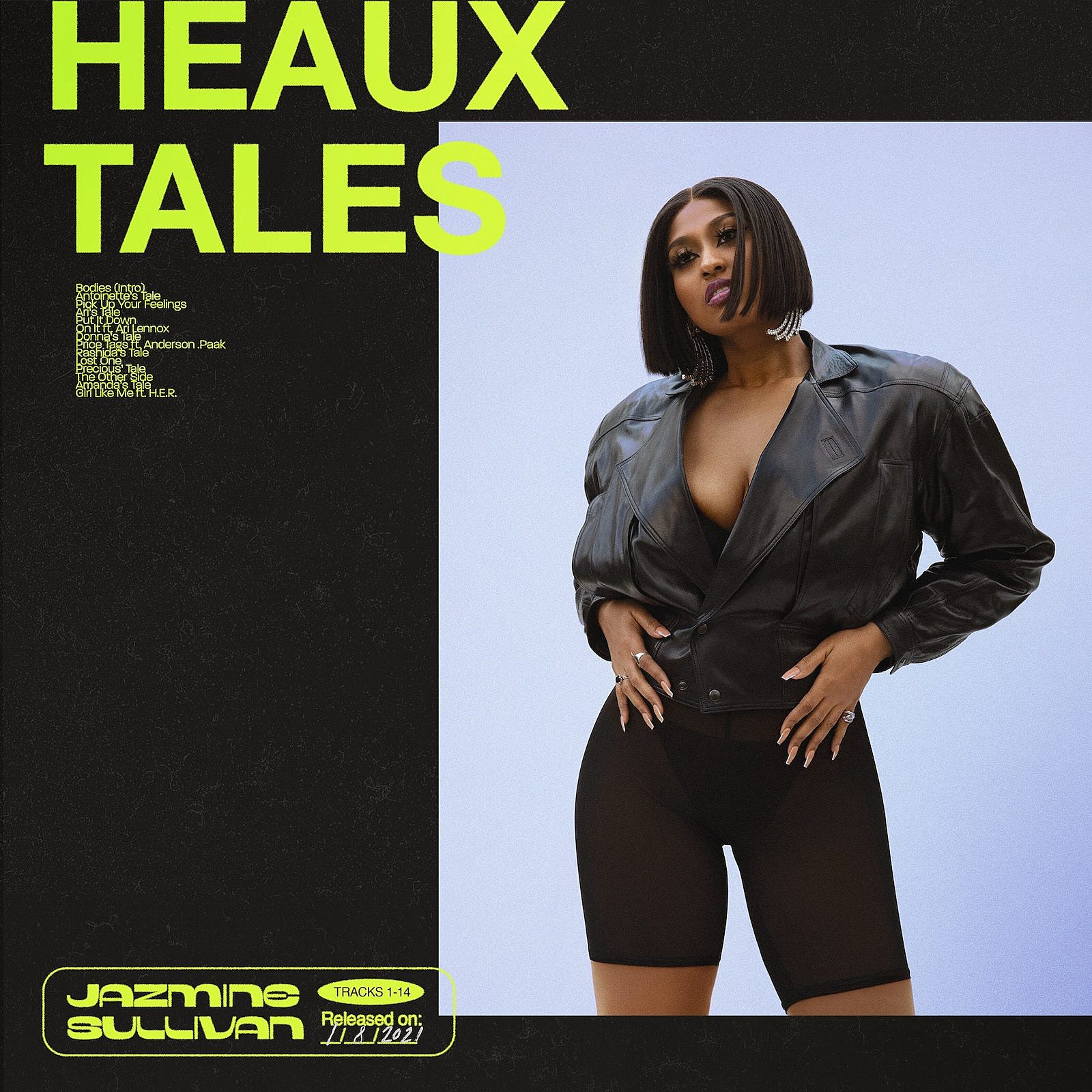 "Jazmine Sullivan Releases New Project ""Heaux Tales"" (Stream)"