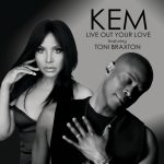"Kem Shares Video for ""Live Out Your Love"" featuring Toni Braxton"