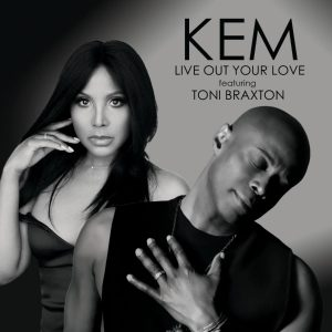 Kem Live out Your Love Toni Braxton