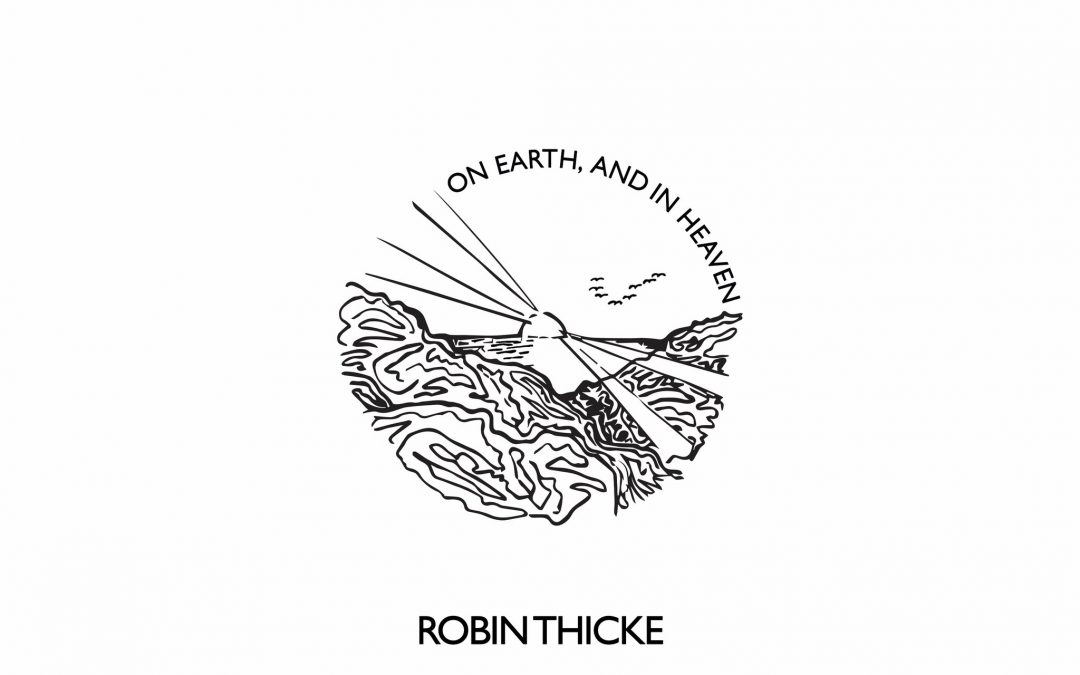 Robin Thicke On Earth In Heaven