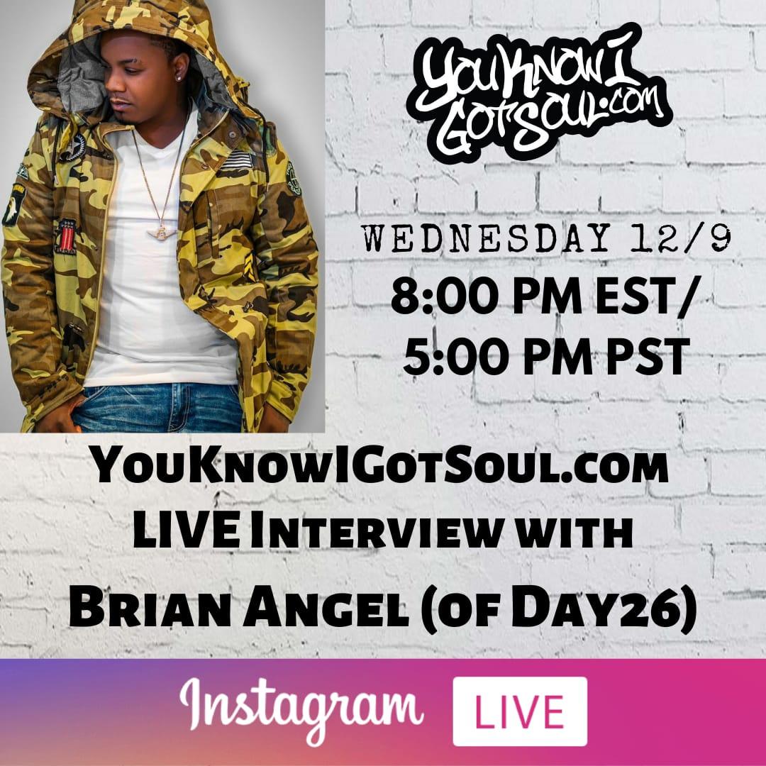 brian angel day26 interview