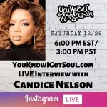 Candice Nelson Talks New Solo Project, Writing Hits for Brandy & Ciara, Developing Mindless Behavior