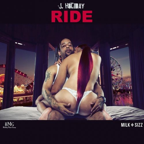 "J. Holiday Releases New Single ""Ride"" Off Upcoming Album ""Time"""