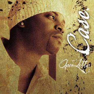 Case Open Letter Album Cover