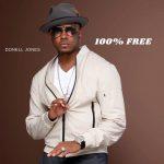 "Donell Jones Returns With New Album ""100% Free"" (Stream)"
