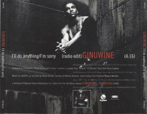 Ginuwine I'll Do Anything I'm Sorry