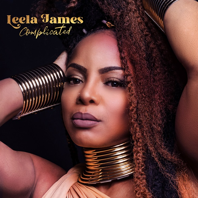 """Leela James Is #1 On the Adult R&B Charts For a 3rd Week With """"Complicated"""""""
