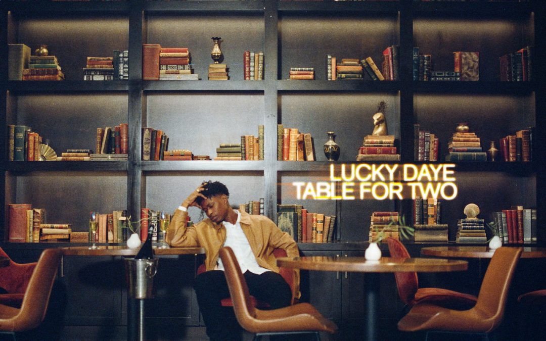 "Lucky Daye Releases New EP ""Table For Two"" (Stream)"