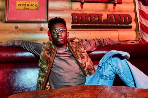 """Breland Talks New Single """"Cross Country"""", Success Of """"My Truck"""", Writing Behind The Scenes (Exclusive Interview)"""