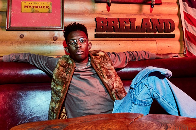 "Breland Talks New Single ""Cross Country"", Success Of ""My Truck"", Writing Behind The Scenes (Exclusive Interview)"