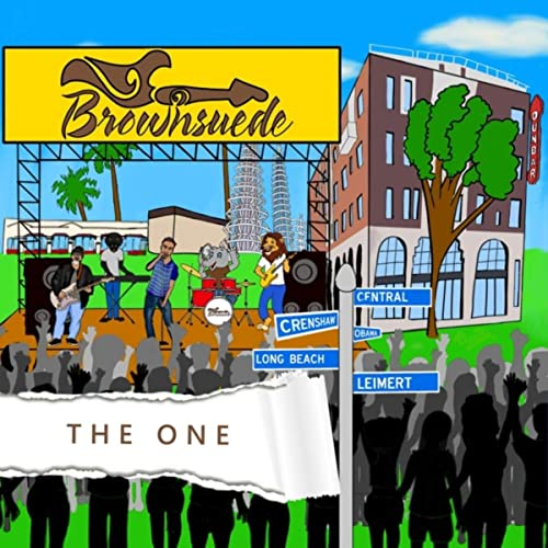 New Music: Brownsuede – The One