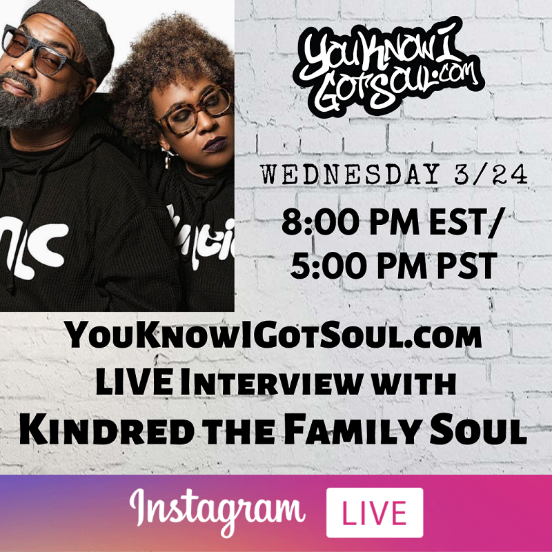 """Kindred the Family Soul Break Down New Album """"Auntie & Unc"""" (Exclusive Interview)"""