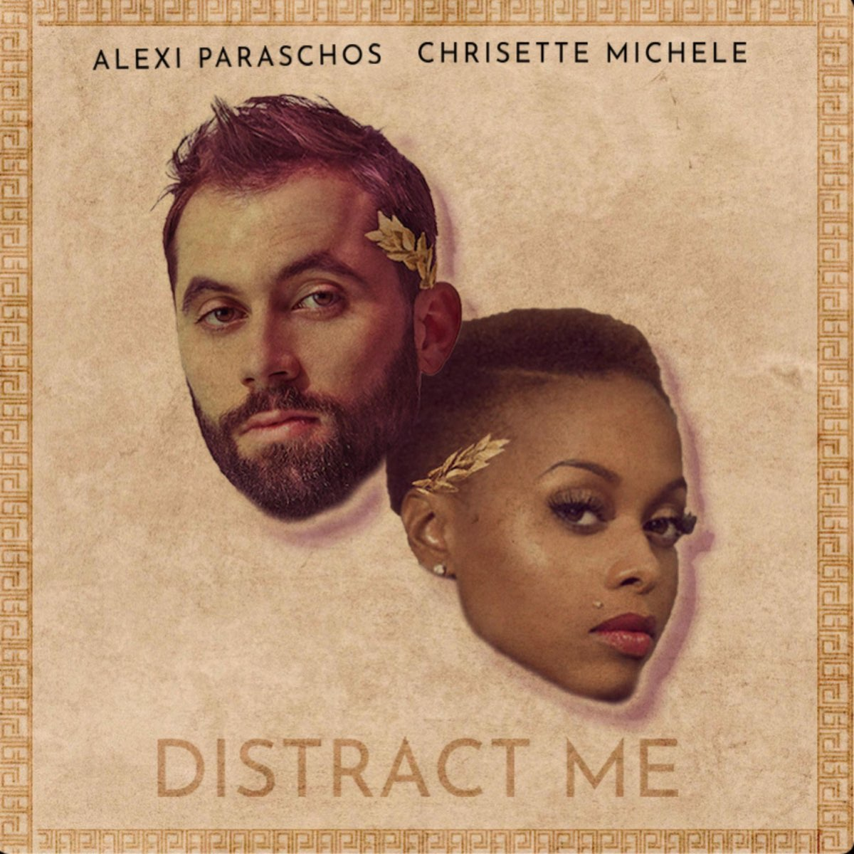 New Music: Alexi Paraschos – Distract Me (featuring Chrisette Michele)