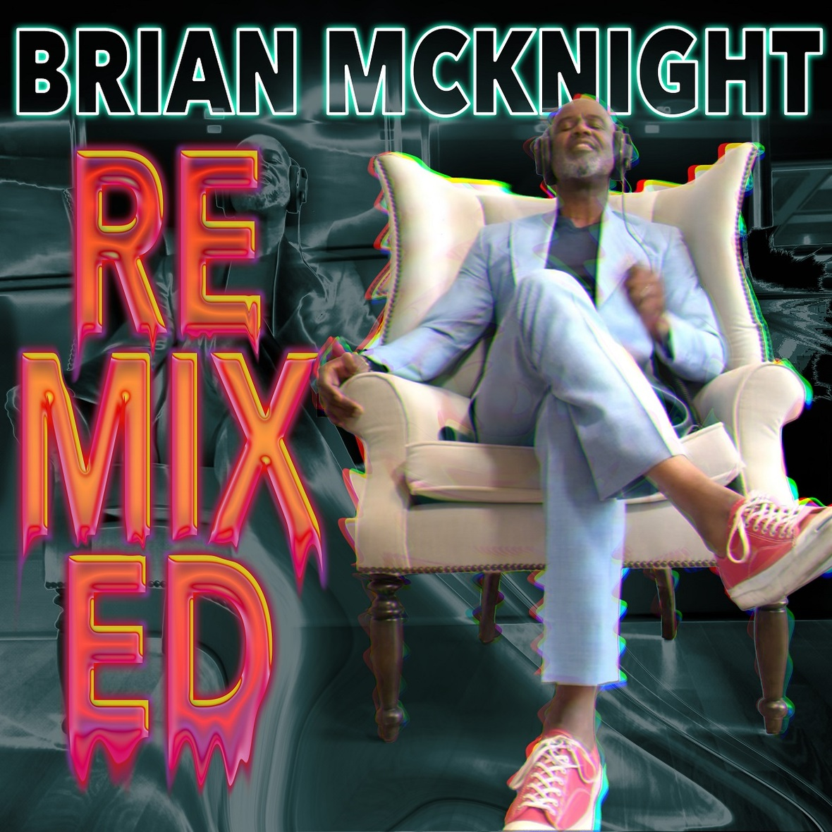 Brian McKnight Remixed EP Cover
